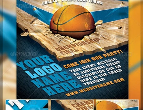 Best Selling Flyer Template – February