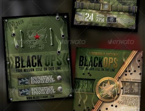 Best Selling Flyer Template – March