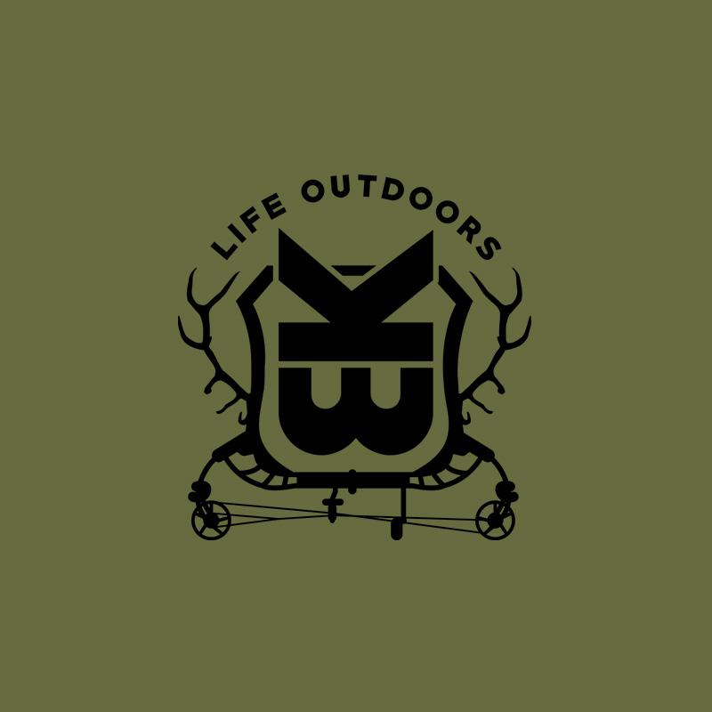 BK Outdoors Logo Design