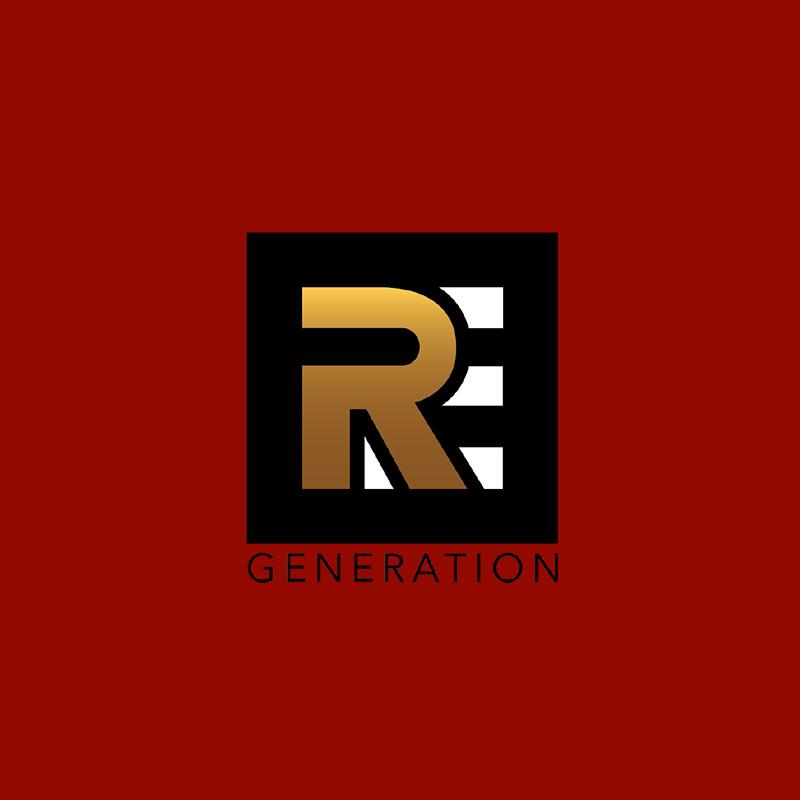 ReGeneration Church Youth Logo Design