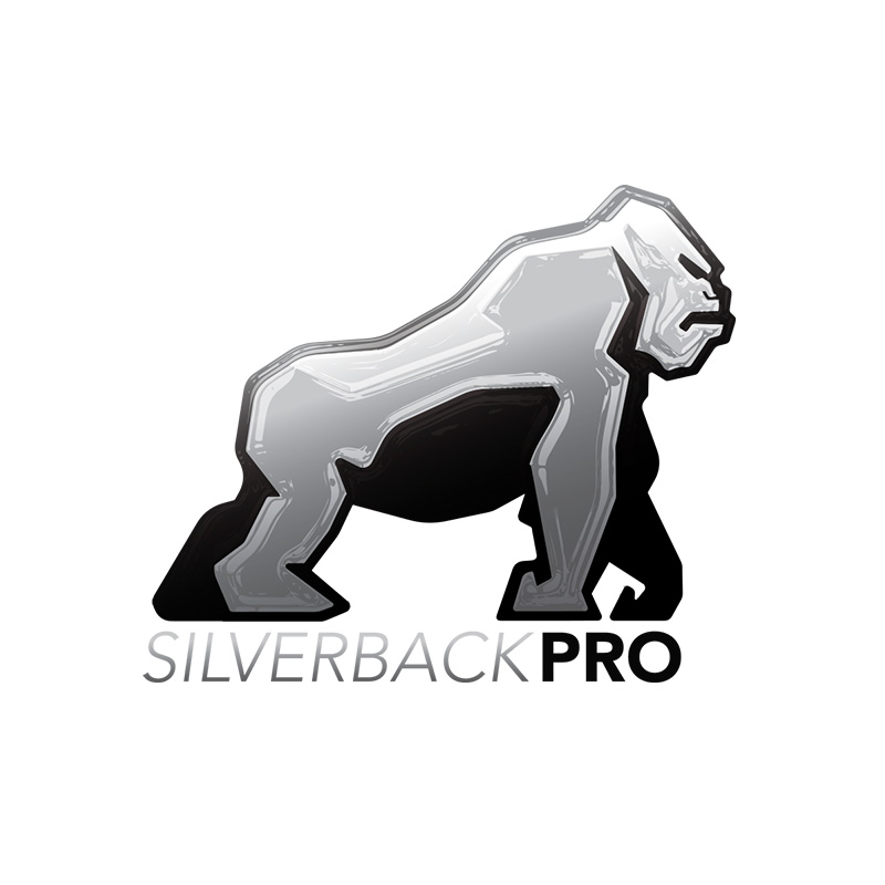 Silverback Pro Logo Design