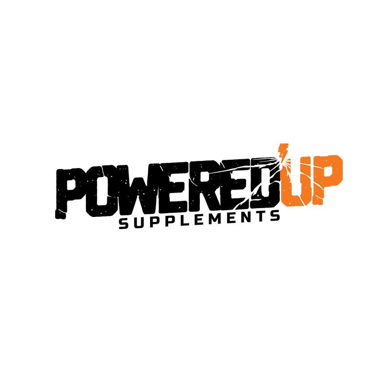 Powered Up Logo Design