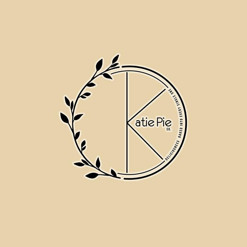 Katie Pie Cpompany Logo Design
